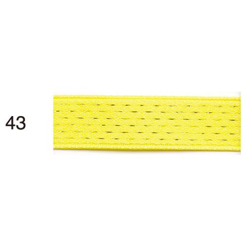 ラメサテンリボン 43