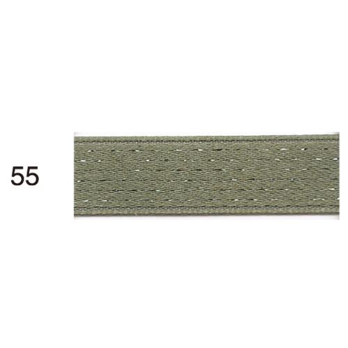 ラメサテンリボン 55