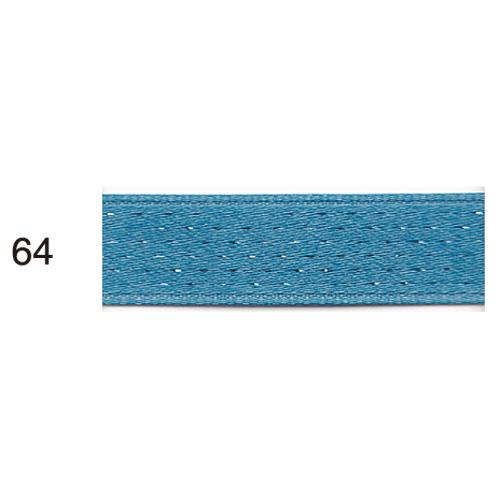 ラメサテンリボン 64
