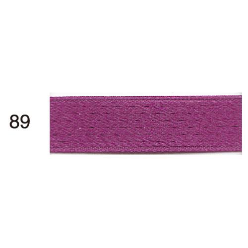 ラメサテンリボン 89