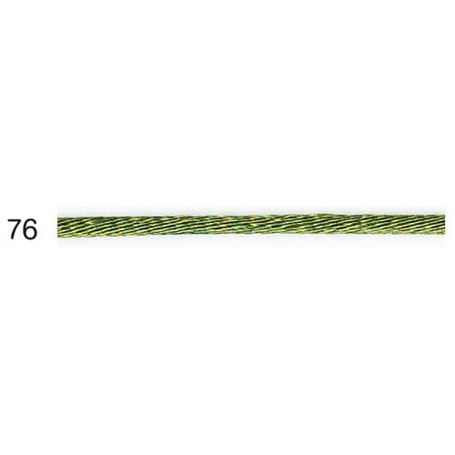 サテンコード 76