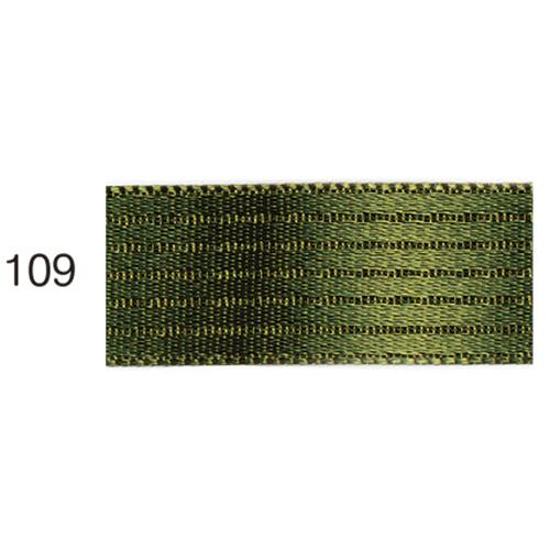 サテンリボン 109
