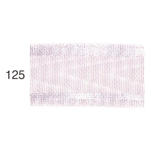 サテンリボン 125
