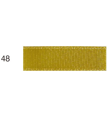 片面サテンリボン 48