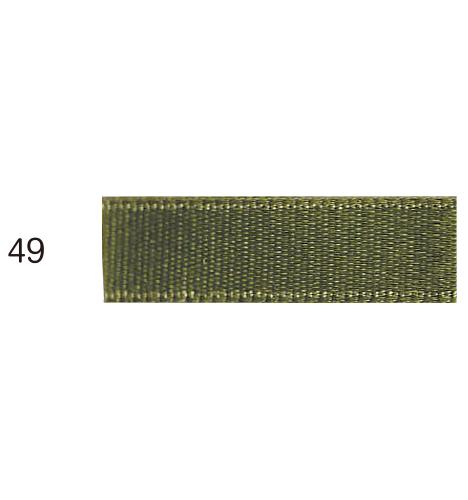 片面サテンリボン 49