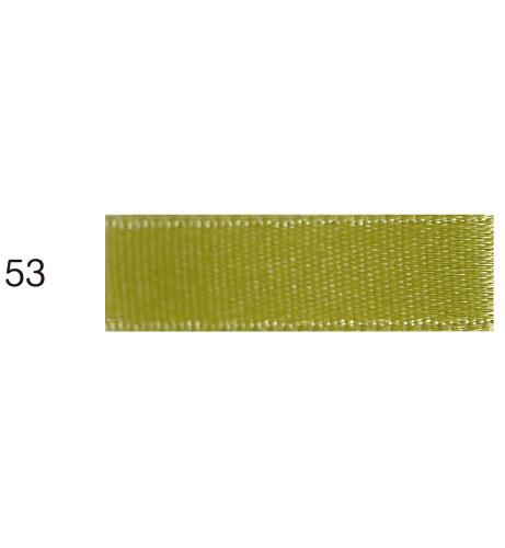 片面サテンリボン 53