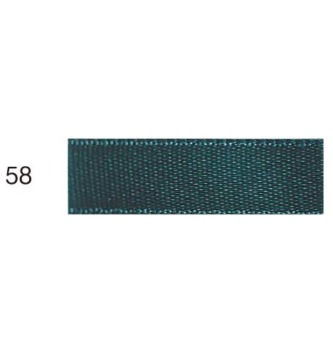片面サテンリボン 58