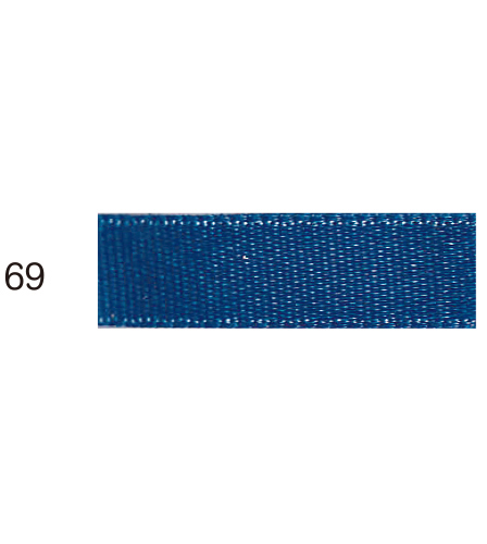 片面サテンリボン 69
