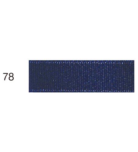 片面サテンリボン 78