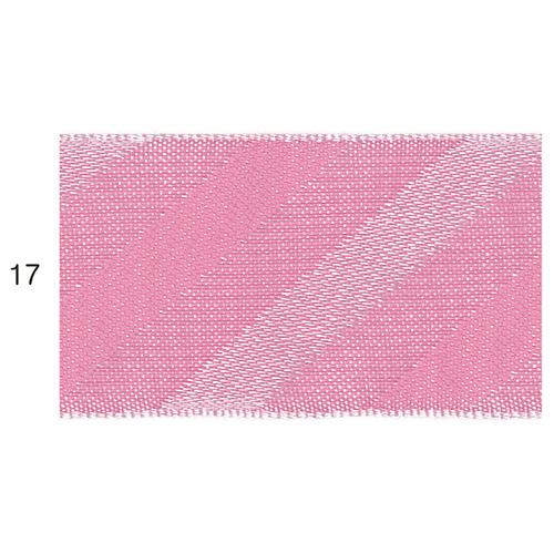 ストライプサテンリボン 17