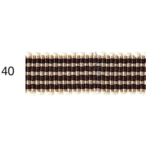 ストライプグログランリボン 40