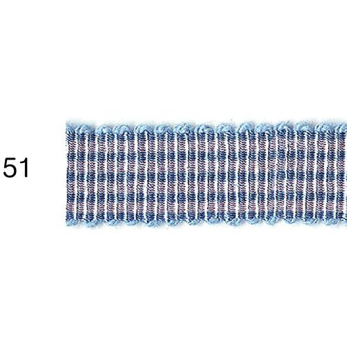 ストライプグログランリボン 51