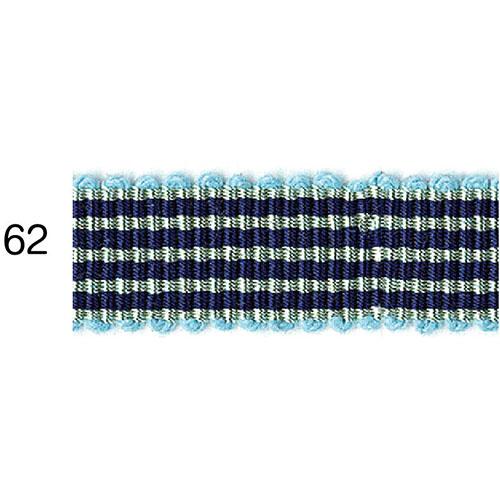 ストライプグログランリボン 62