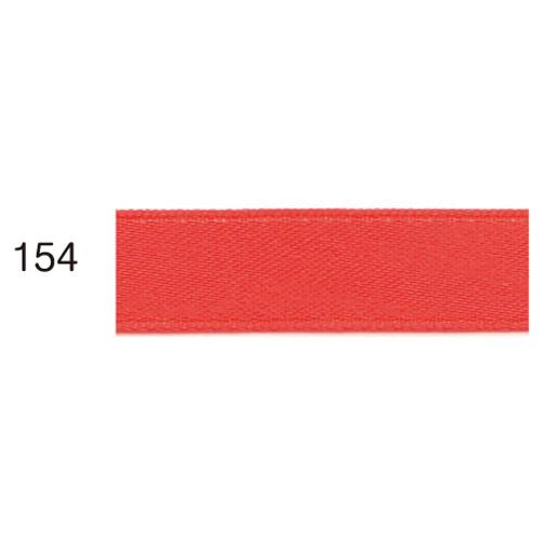 両面サテンリボン 154
