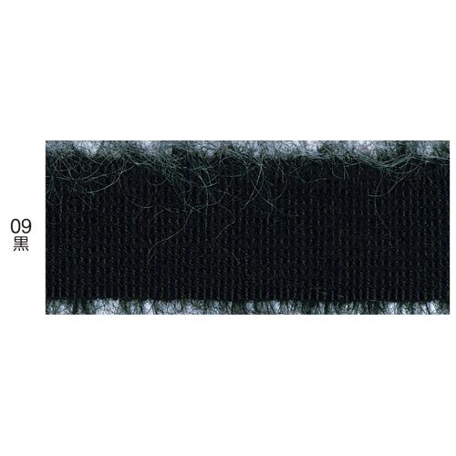 モヘアグログランリボン 09