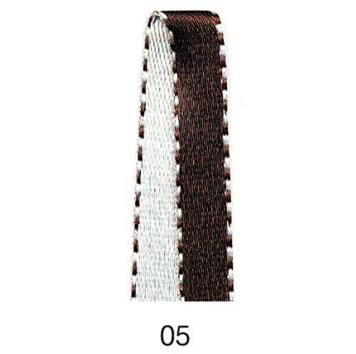 リバーシブルサテンリボン 05