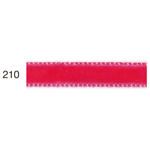 ベルベットリボン 210