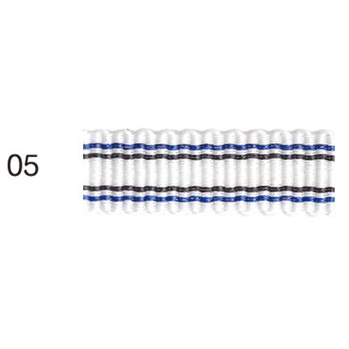 ストライプグログランリボン 05
