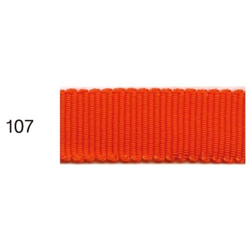 グログランリボン 107