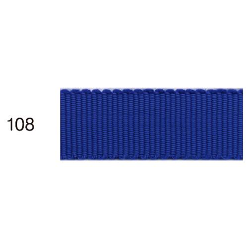 グログランリボン 108