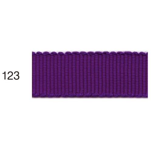 グログランリボン 123