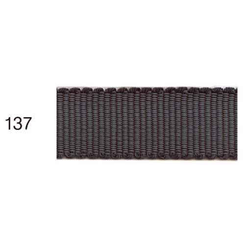 グログランリボン 137