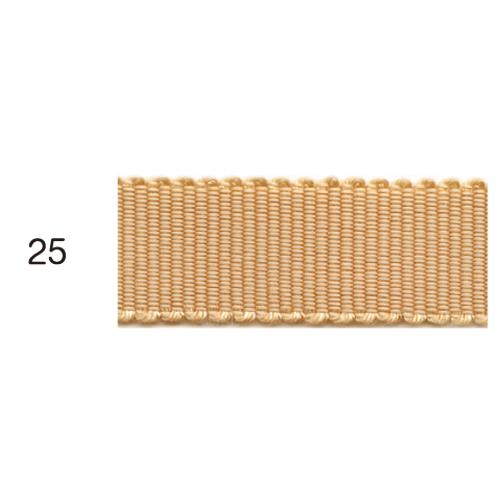 グログランリボン 25