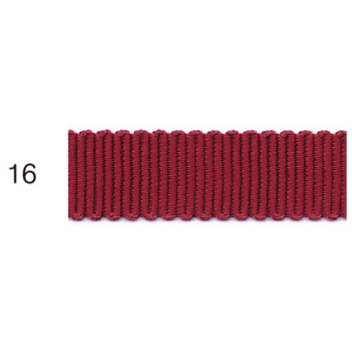 ポリエステルグログランリボン 16