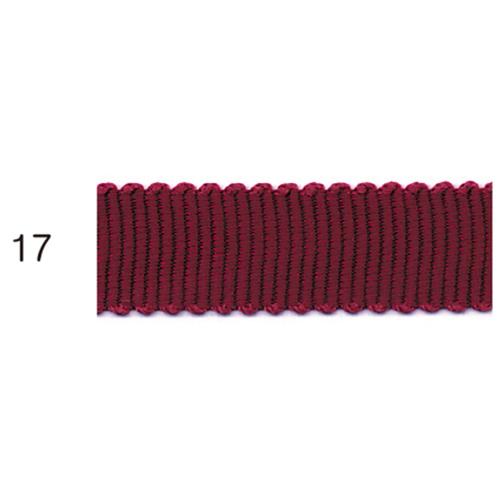 ポリエステルグログランリボン 17