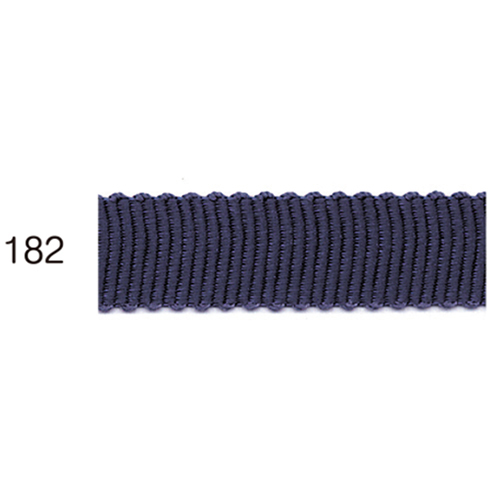 ポリエステルグログランリボン 182