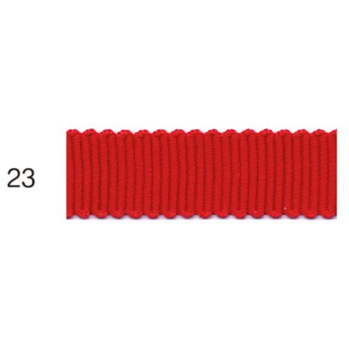 ポリエステルグログランリボン 23