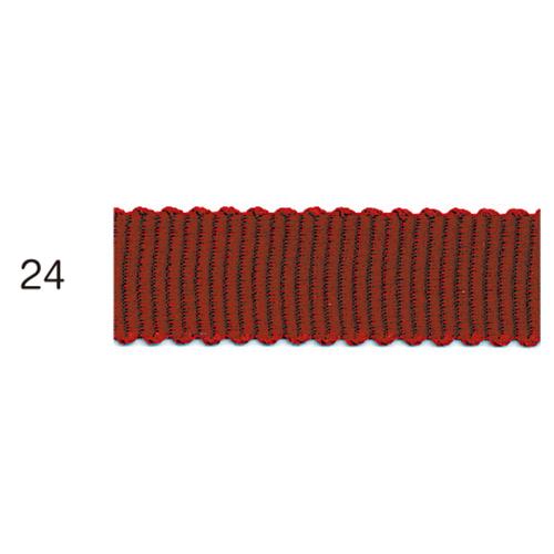 ポリエステルグログランリボン 24
