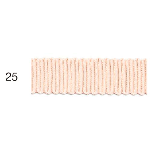 ポリエステルグログランリボン 25