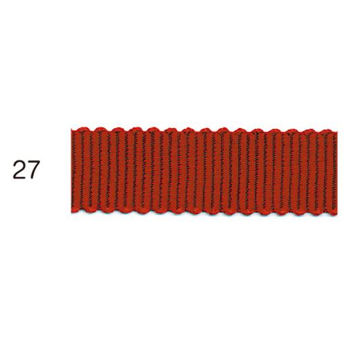 ポリエステルグログランリボン 27