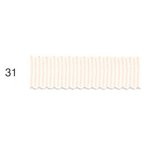 ポリエステルグログランリボン 31
