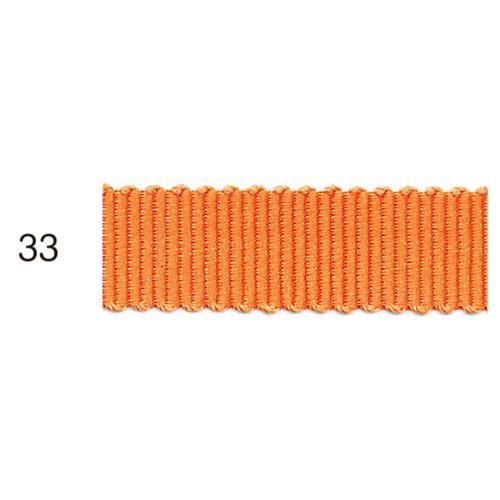 ポリエステルグログランリボン 33