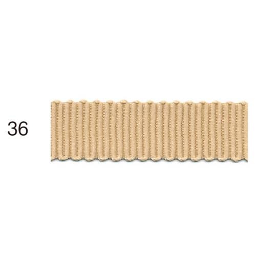 ポリエステルグログランリボン 36