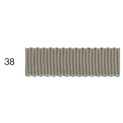 ポリエステルグログランリボン 38