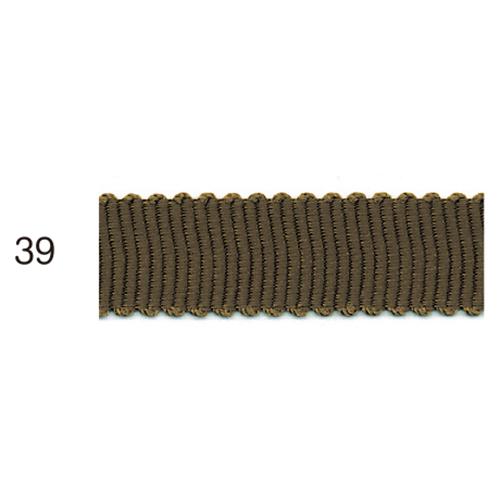 ポリエステルグログランリボン 39