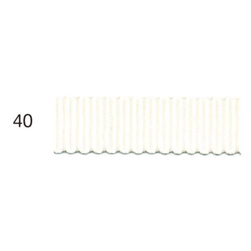 ポリエステルグログランリボン 40