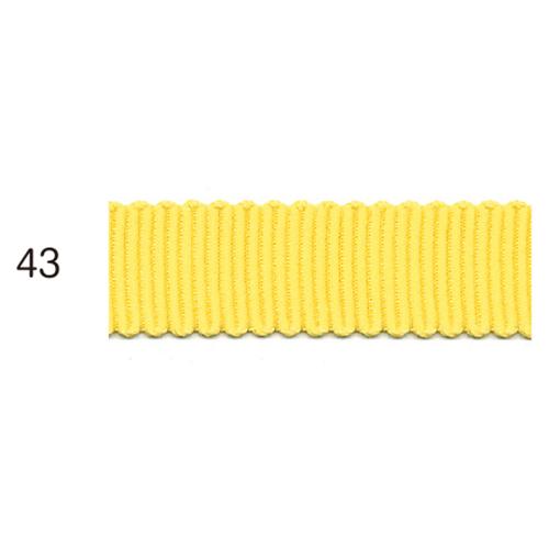 ポリエステルグログランリボン 43