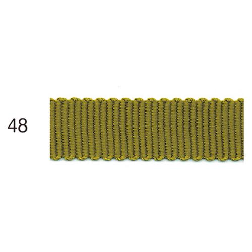 ポリエステルグログランリボン 48
