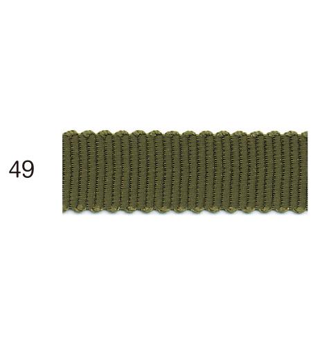 ポリエステルグログランリボン 49