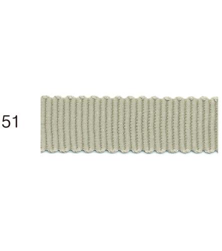 ポリエステルグログランリボン 51