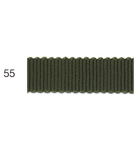ポリエステルグログランリボン 55