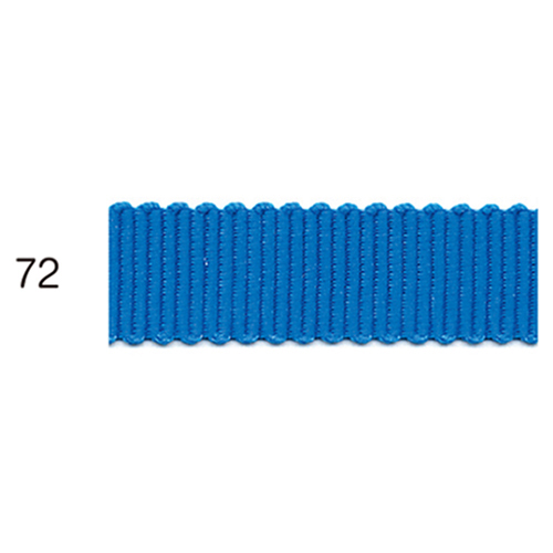 ポリエステルグログランリボン 72