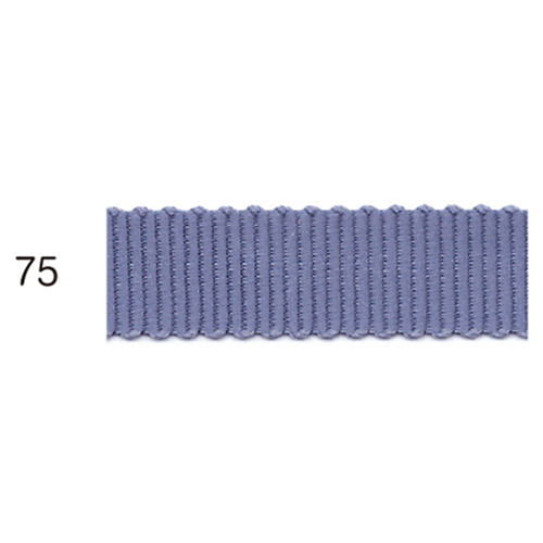 ポリエステルグログランリボン 75