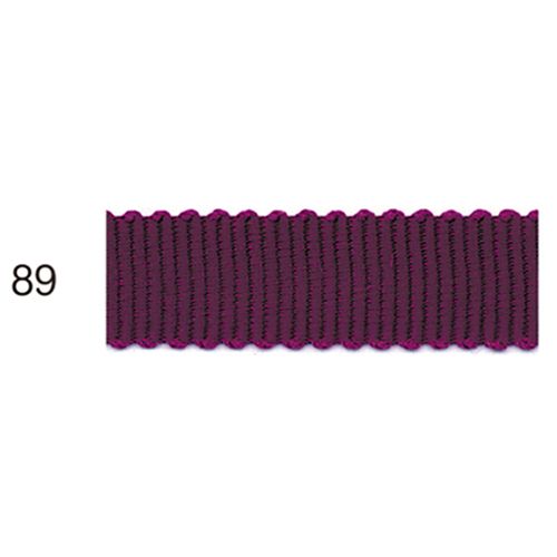 ポリエステルグログランリボン 89