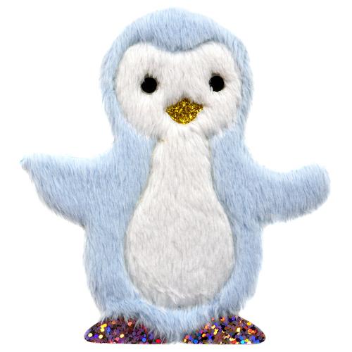 ファー・ワッペン(ペンギン) if-3041